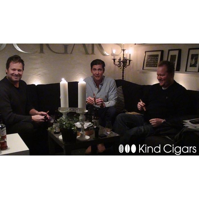 Vinnarna i Kind Cigar Service Dragnigen, del 2