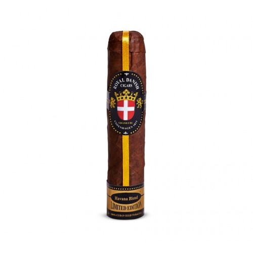 Royal Danish Cigars Havana Blend Short Robusto