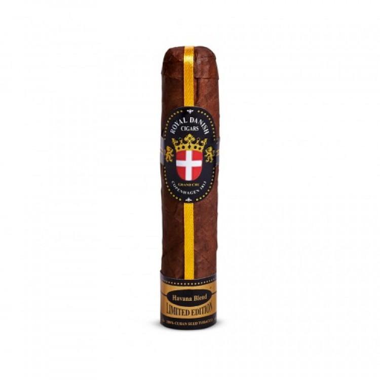 Royal Danish Cigars Havana Blend Short Robusto