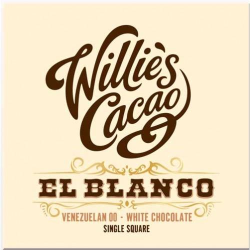 Willies Cacao - 50g - El Blanco