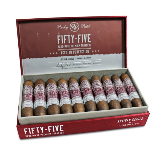 Rocky Patel Fifty-Five Corona