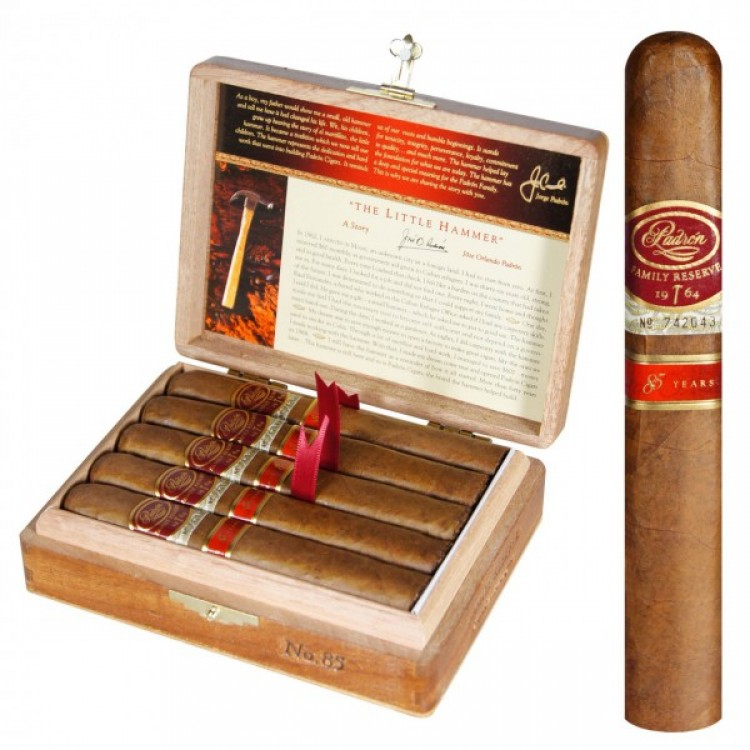 Padron Family Reserve 85 Natural