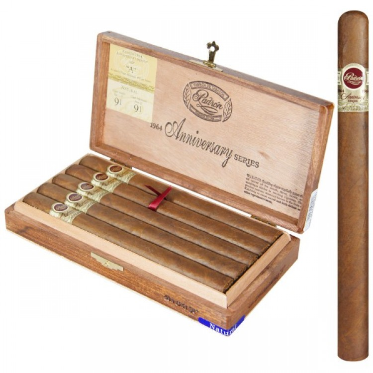 "Padron Anniversary Series 1964 ""A"" Natural"