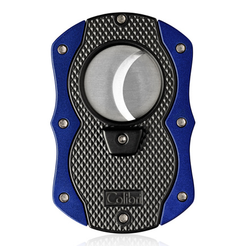 Colibri Monza double cutter - black/blue