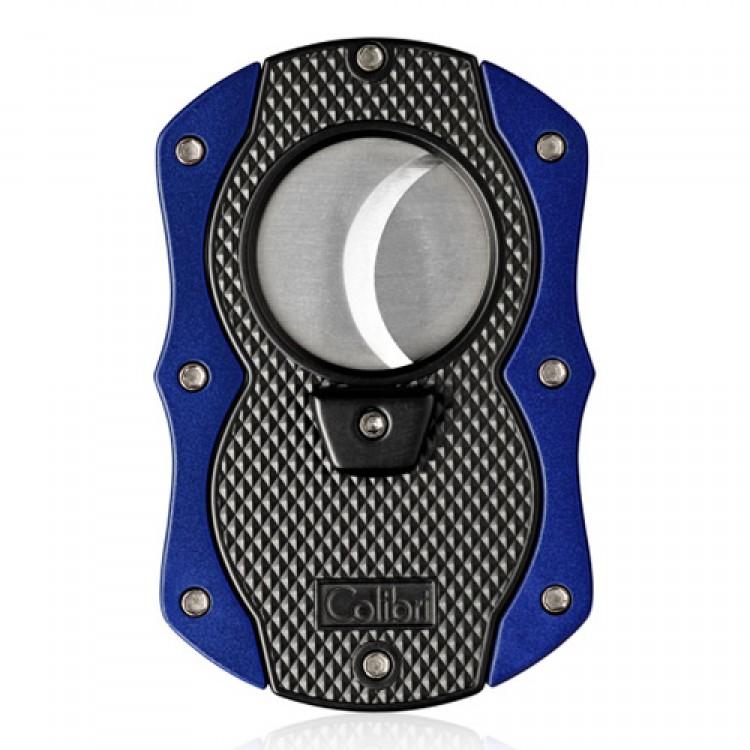 Colibri Monza double cutter - black/blue