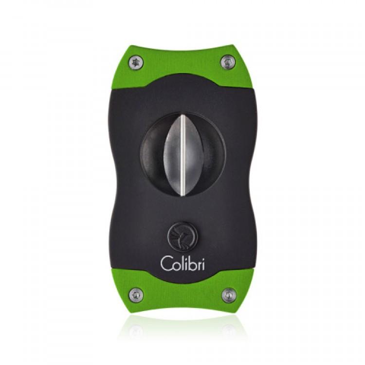 Colibri V-cut - black/green
