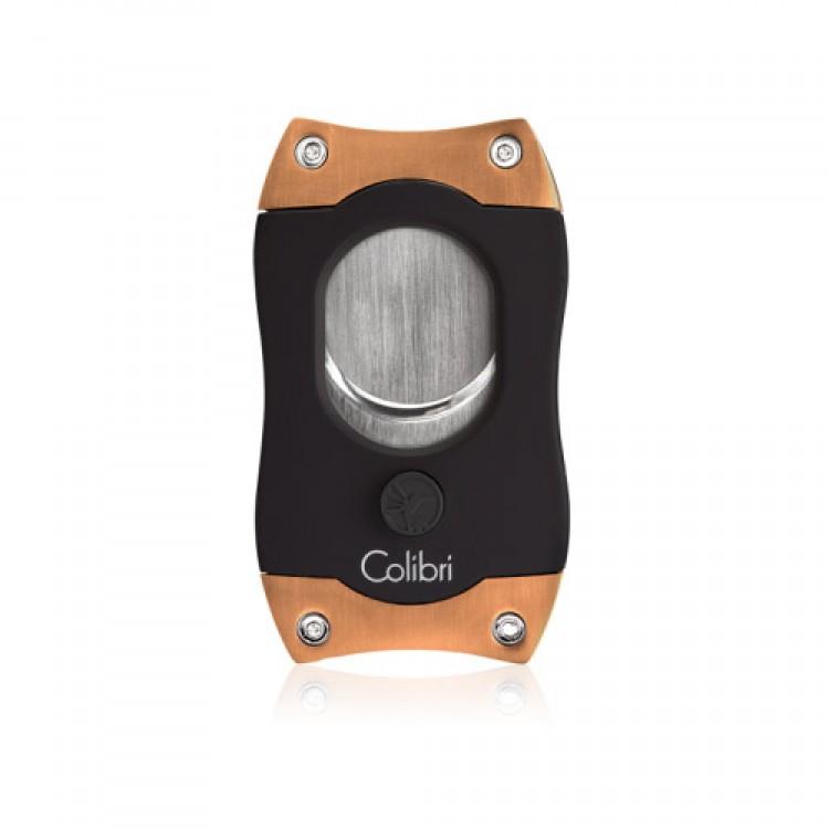 Colibri S-cut - black/rose gold