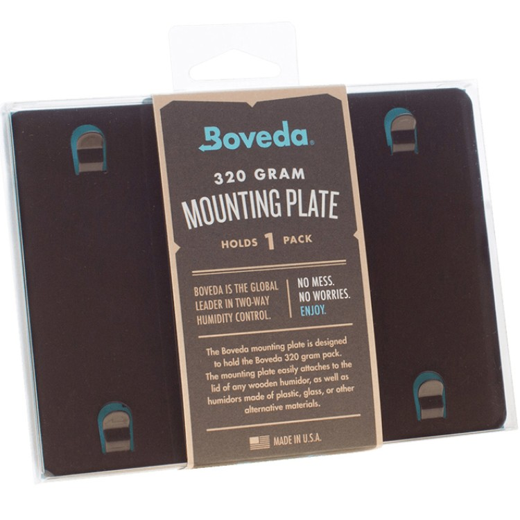 Boveda - mounting plate for 320g
