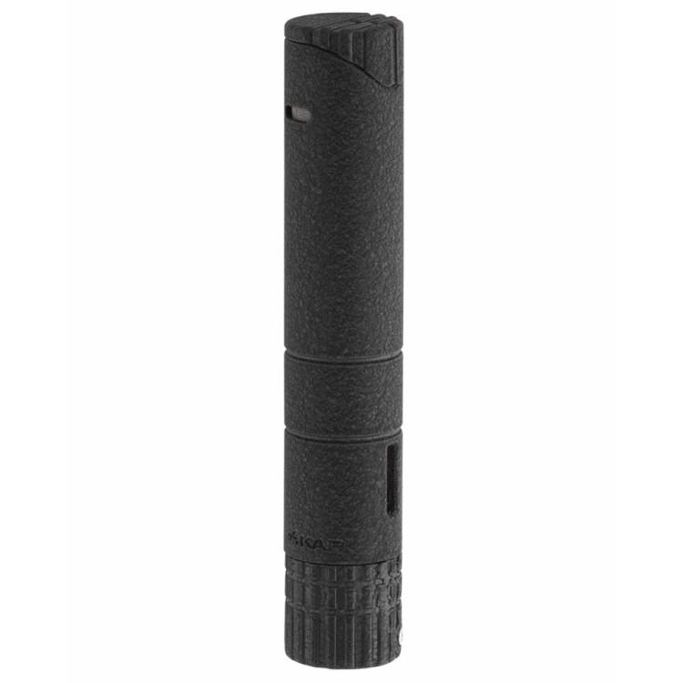 Xikar Turrim single torch lighter - black