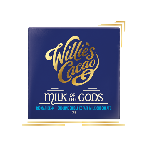 Willies Cacao - 50g - Milk of the Gods 44%