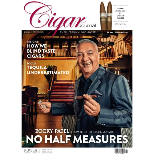 Cigar Journal nummer 1 - 2020