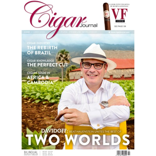 Cigar Journal nummer 2 - 2020
