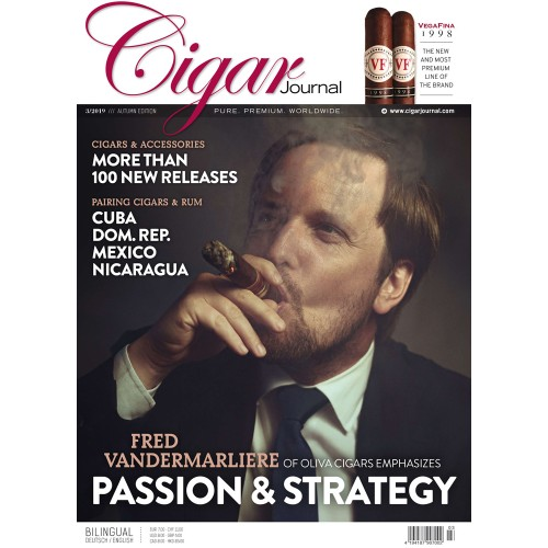Cigar Journal nummer 3 - 2019