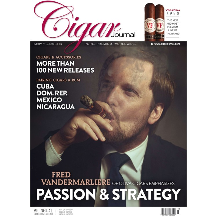 Cigar Journal Issue 3/2019