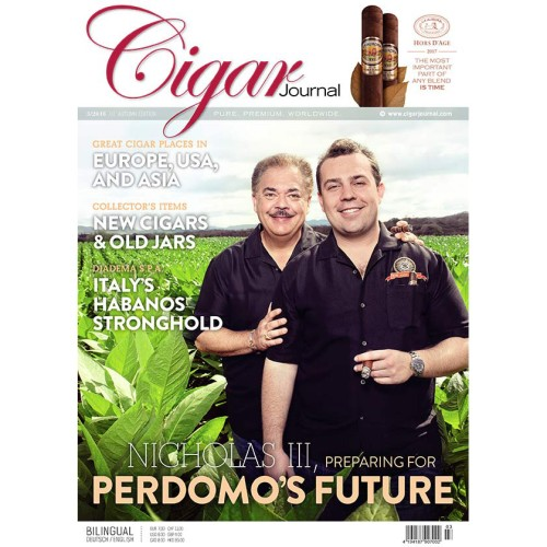 Cigar Journal nummer 3 - 2018