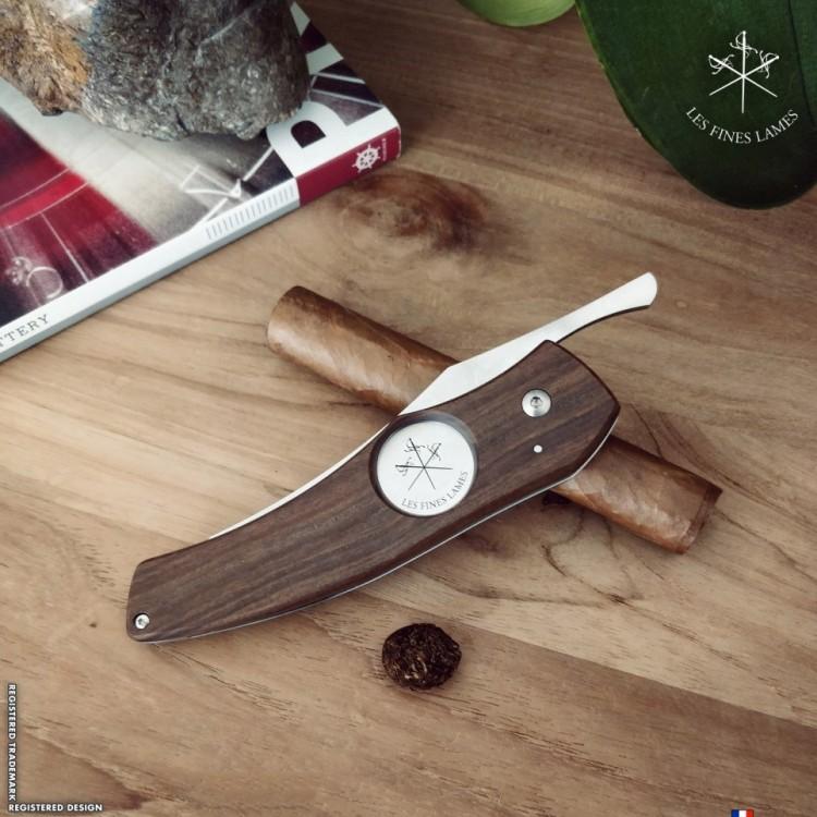 Les Fines Lames cigar knife - Bulnesia Limited Edition