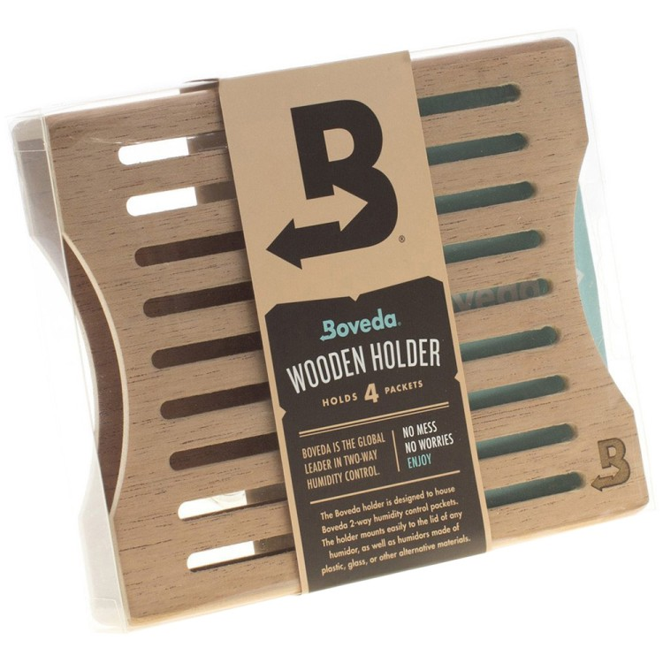 Boveda - holder for 4 packs