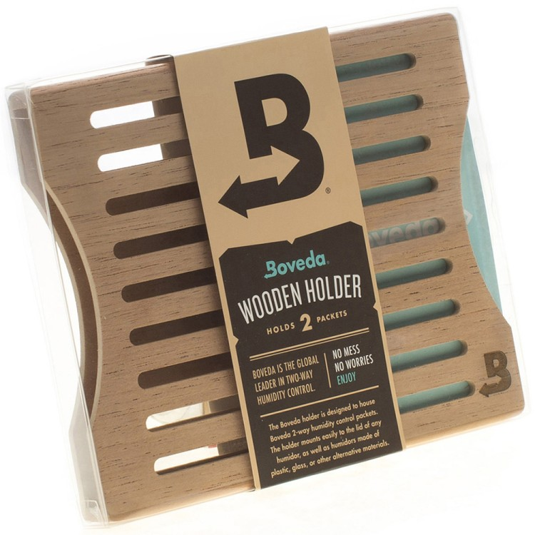 Boveda - holder for 2 packs