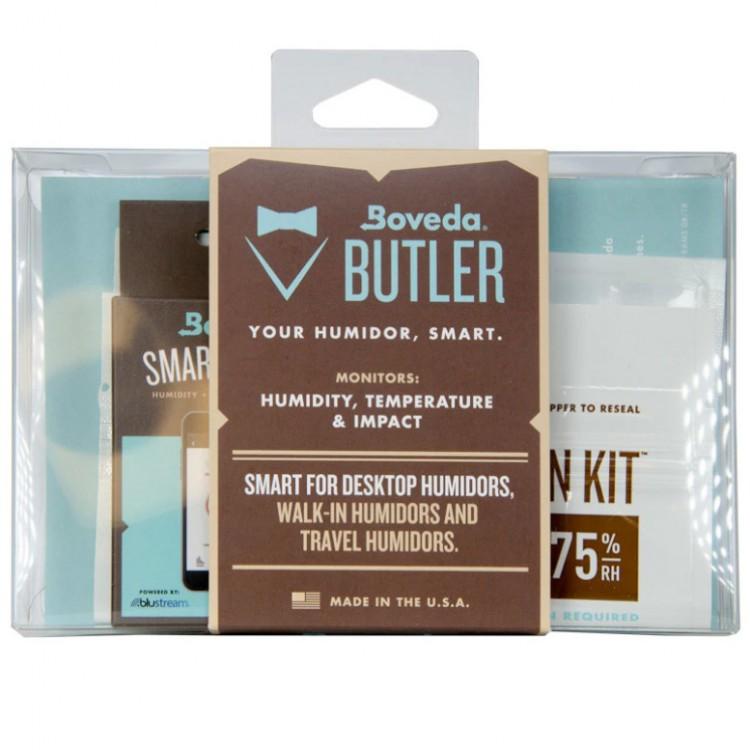 Boveda Butler Smart Sensor hygrometer med bluetooth