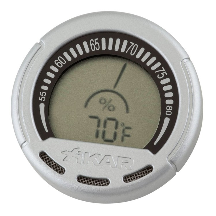Xikar digital hygrometer - Gauge