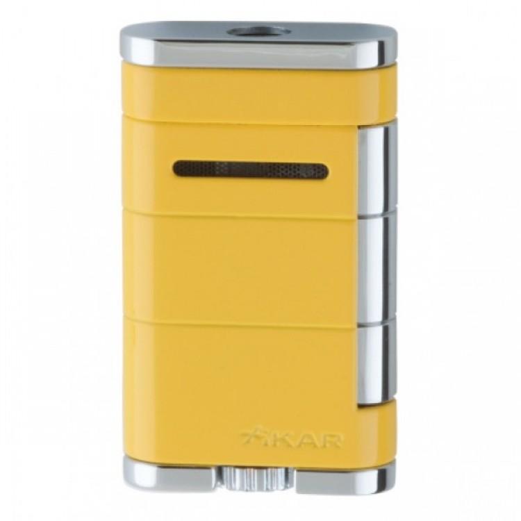 Xikar Allume single torch lighter - yellow