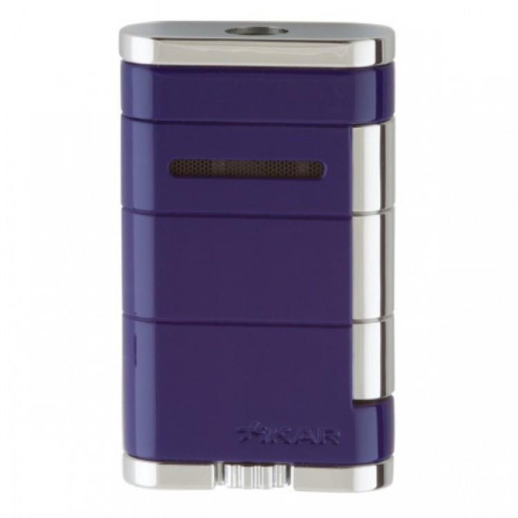 Xikar Allume single torch lighter - purple