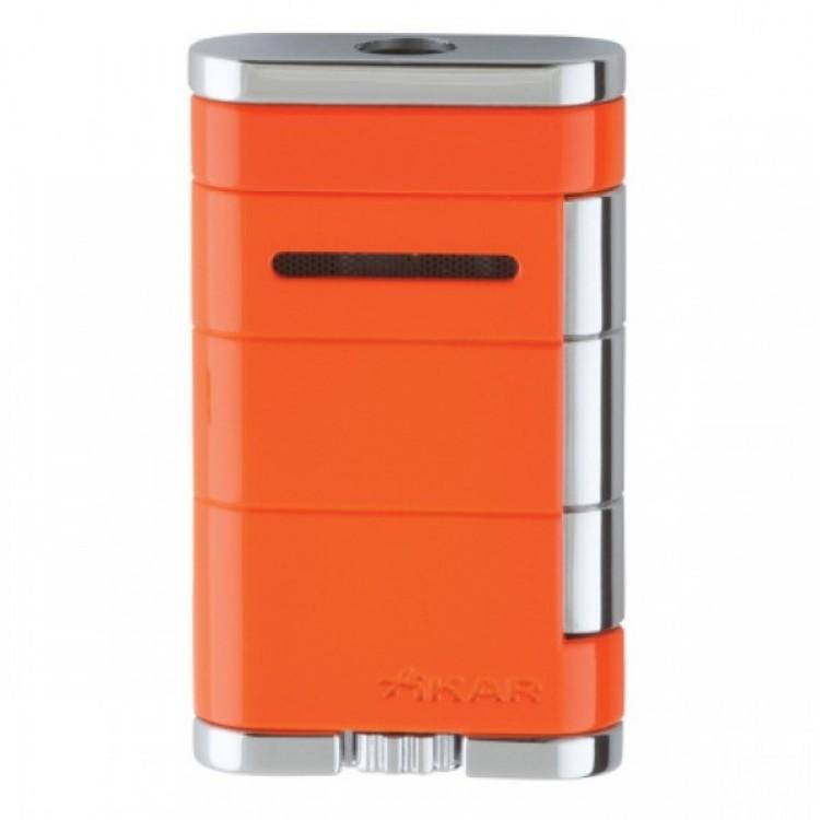 Xikar Allume single torch lighter - orange