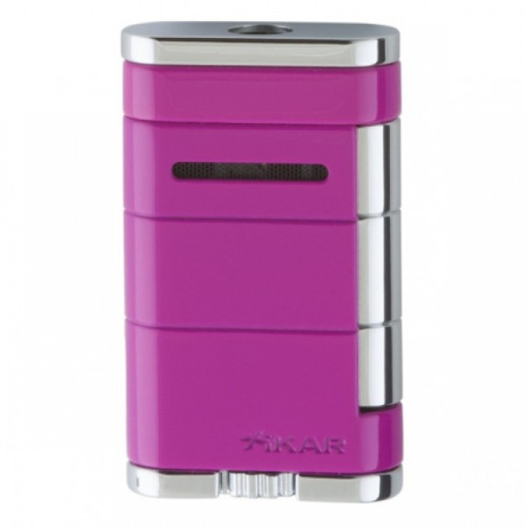 Xikar Allume single torch lighter - pink