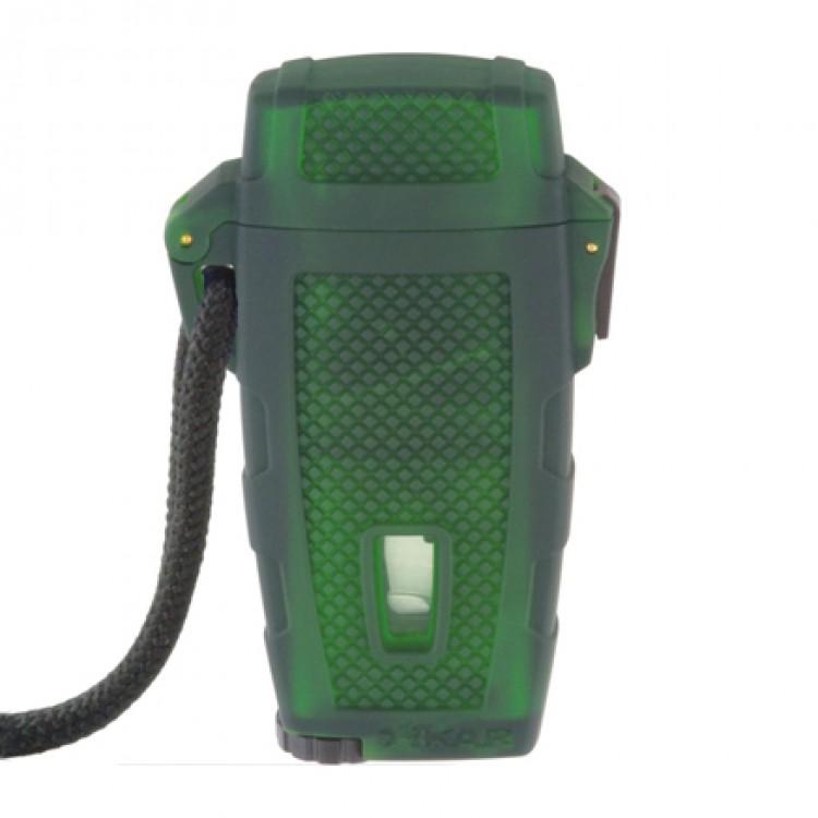 Xikar Stratosphere torch lighter - green