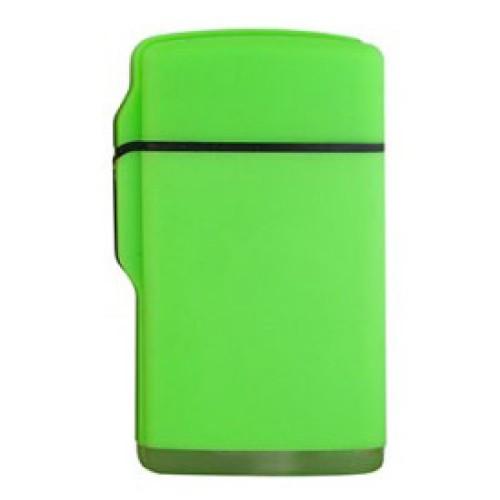 ZORR torchtändare med enkellåga - grön