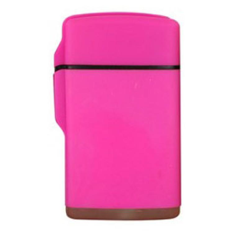 ZORR torchtändare med enkellåga - rosa