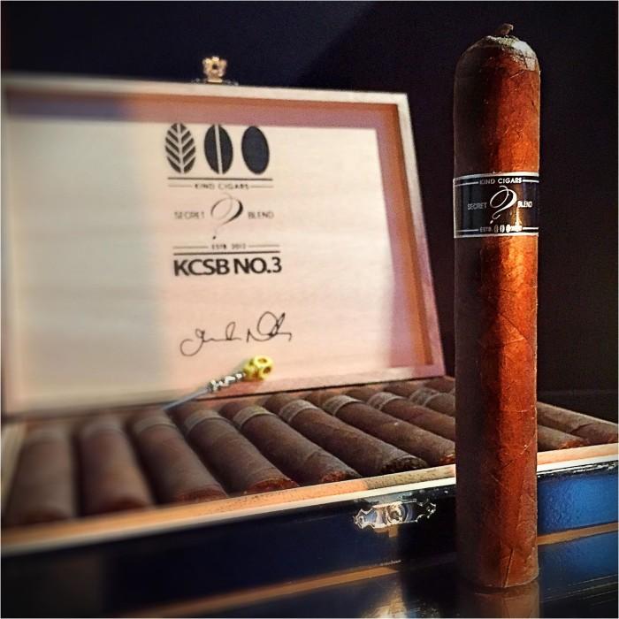 Recension av KCSB, Kind Cigars Secret Blend G3