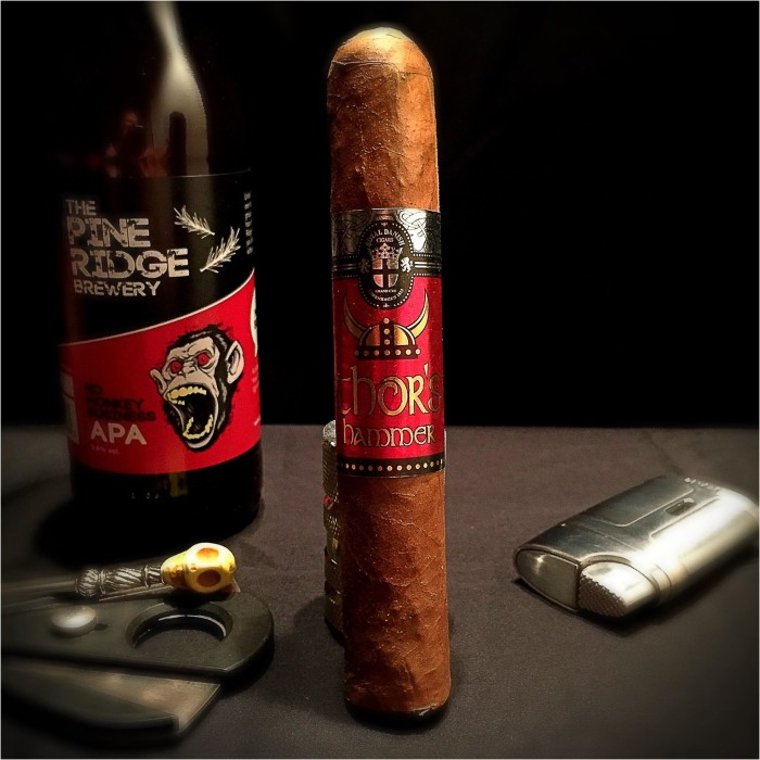 Royal Danish Cigars Thor's Hammer