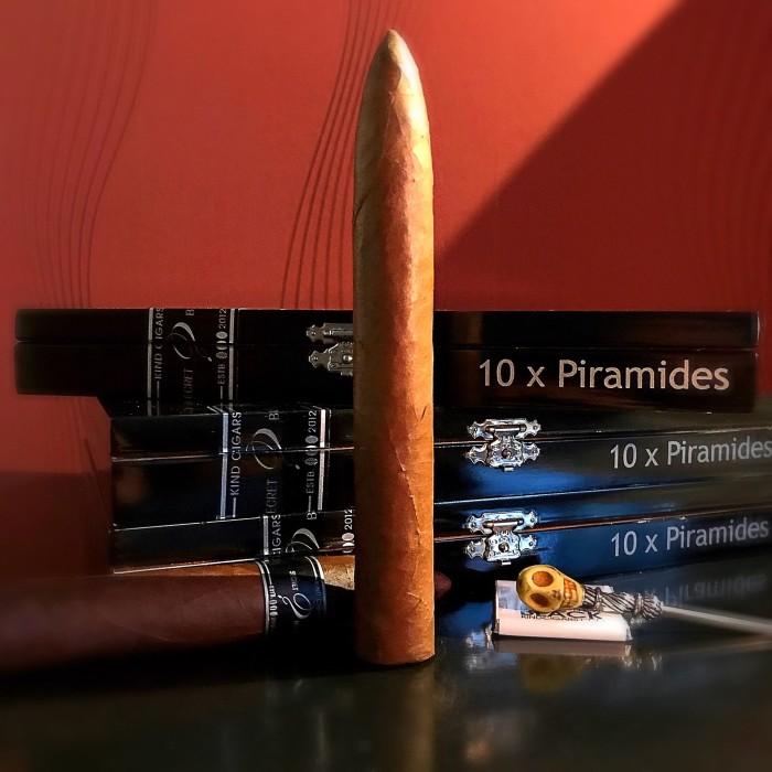 Recension av Kind Cigars Secret Blend G1 – Claro