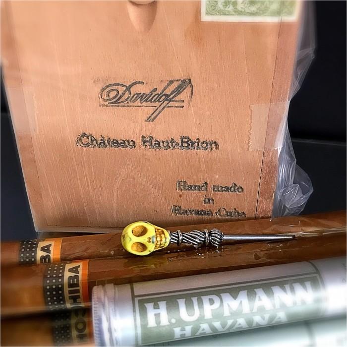 Cigarren som förändrade livet – om lagring av kubanska cigarrer