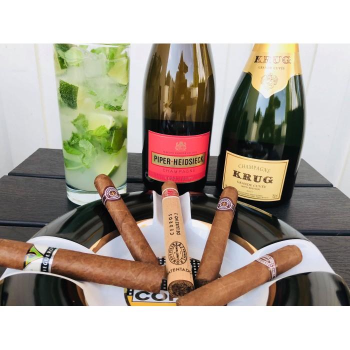 Cigarr och dryckesmatchning – Del 52