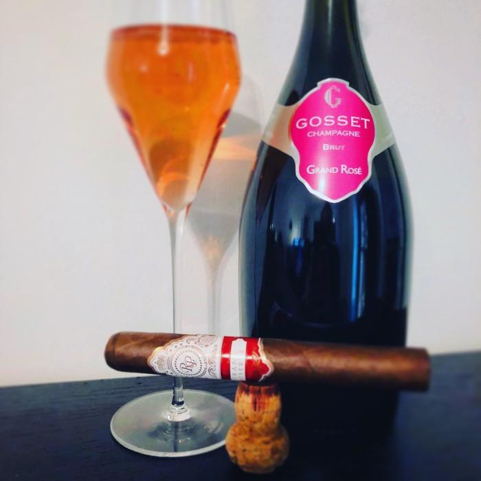 Cigarr och dryckesmatchning - Del 55