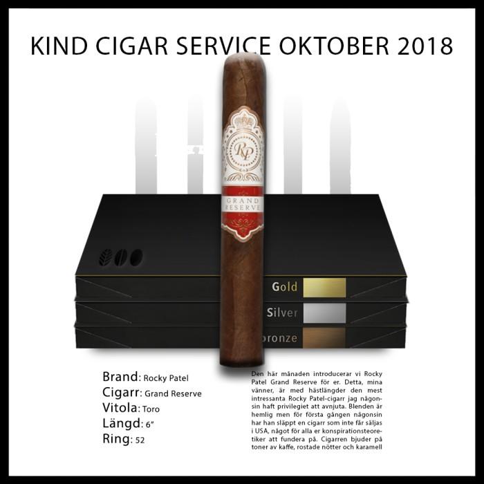 KCS Följebrev Oktober 2018