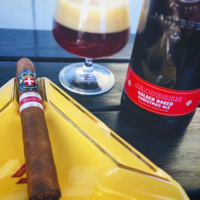 Cigarr och dryckesmatchning - Del 56