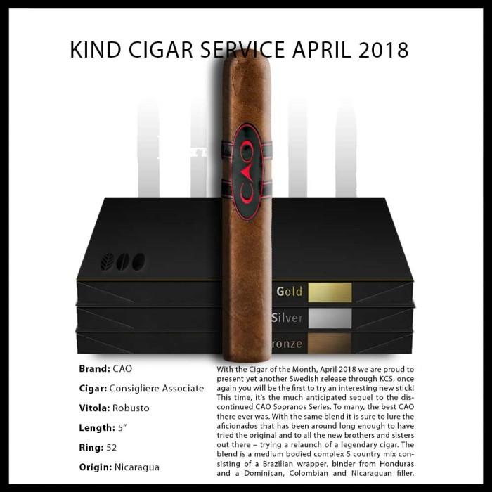 KCS Följebrev April 2018