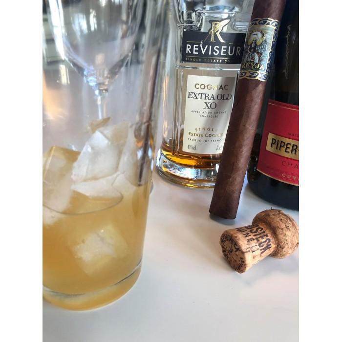 Cigarr och dryckesmatchning - Del 57 Freyja 12 & French 75