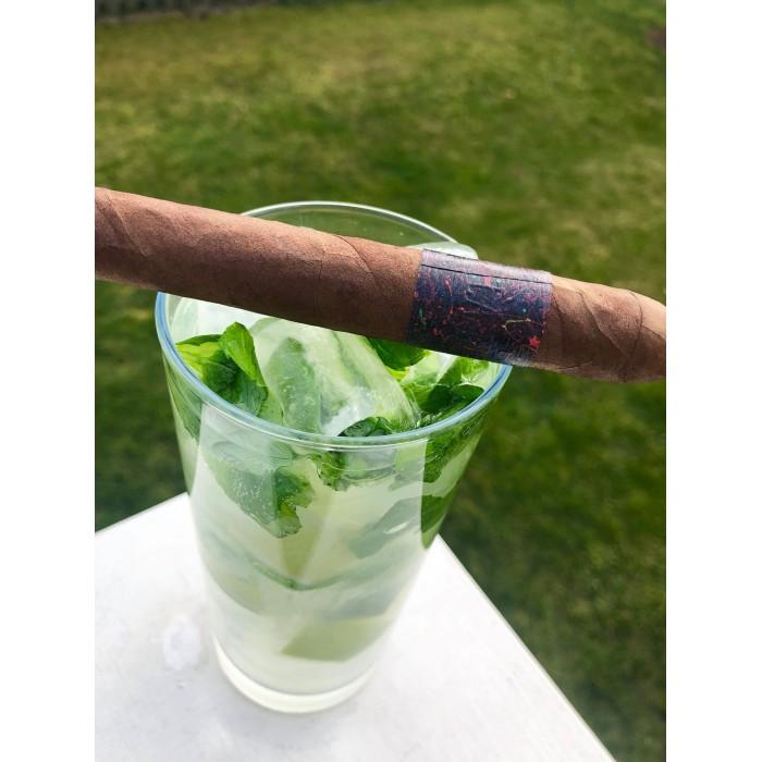 Cigarr & Dryckesmatchning Mars 2019