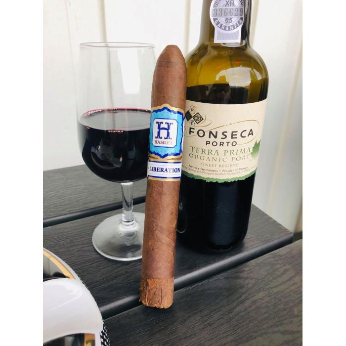 Cigarr och dryckesmatchning - Del 60, Hamlet och Portvin