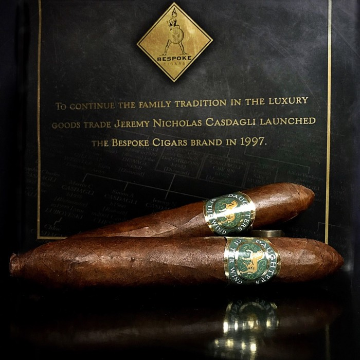 Casdagli Cigars - Daughters of the Wind Sabino