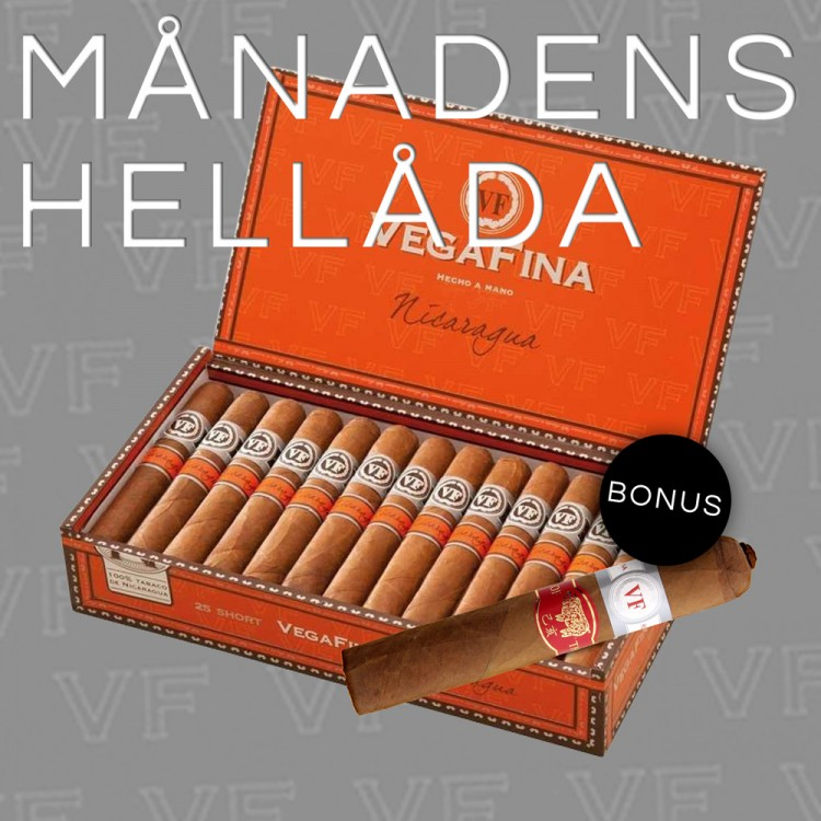 Box of the month - VegaFina Nicaragua Short