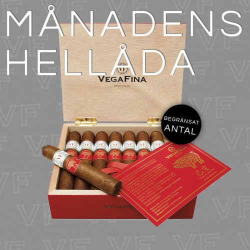 Box of the month - VegaFina Year of the Pig Special Edition 2019 16p