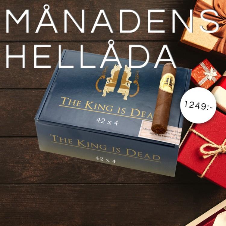 MÅNADENS HELLÅDA DECEMBER - Caldwell The King Is Dead Manzanita 27p