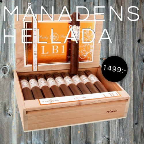 Box of the month - Rocky Patel LB1 Robusto 20p
