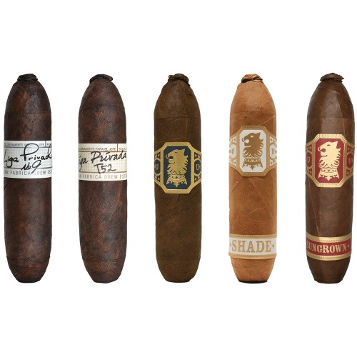 Drew Estate Flying Pig-sampler