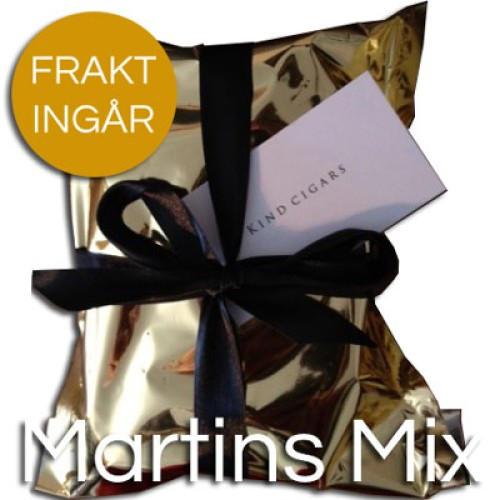 Cigarrpaket - Martins Mix